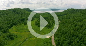 View aerial footage of Pine Creek Area