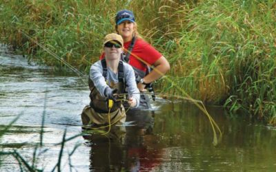 Youth Fishing Camp Scholarship